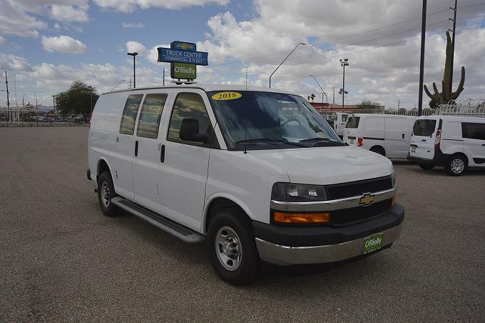 2018 Chevrolet Express 2500 4x2, Empty Cargo Van #P20G10020 - photo 1