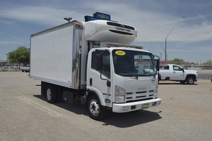 2013 Isuzu NQR 4x2, Refrigerated Body #P20T1001 - photo 1