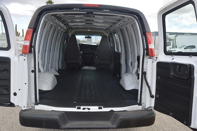 2020 Chevrolet Express 2500 4x2, Empty Cargo Van #P20T11004 - photo 1