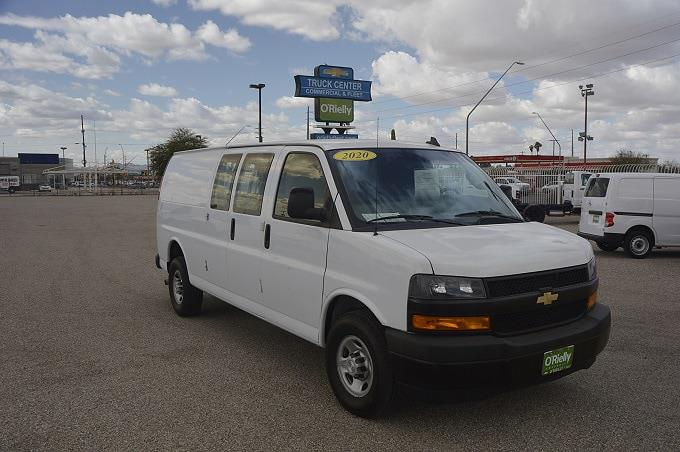 2020 Chevrolet Express 2500 4x2, Empty Cargo Van #P20T11004 - photo 1