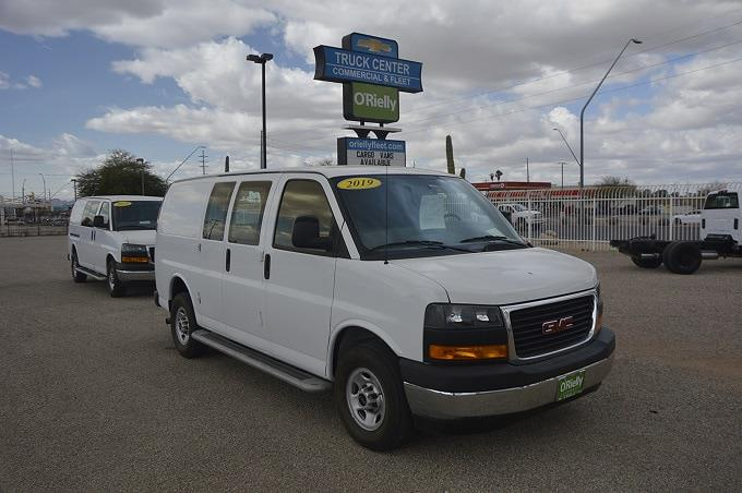 2019 GMC Savana 2500 4x2, Empty Cargo Van #P20T11005 - photo 1