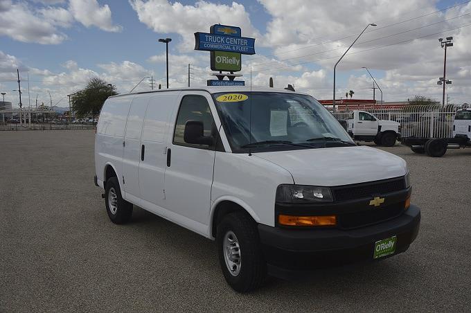 2020 Chevrolet Express 2500 4x2, Empty Cargo Van #P21T1008 - photo 1