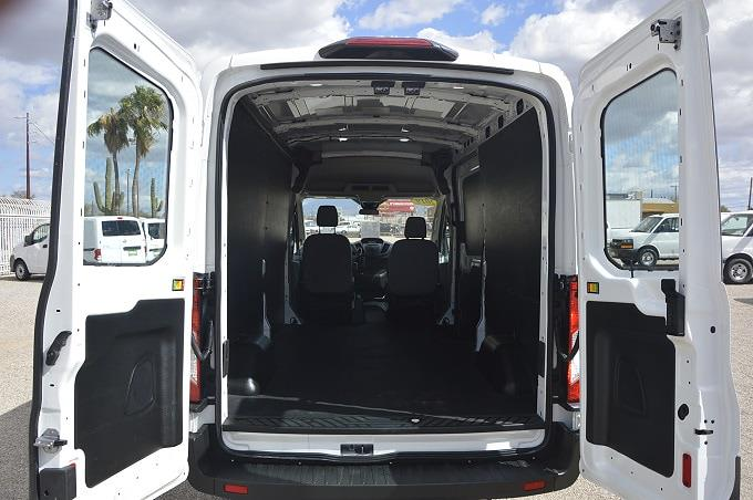 2019 Ford Transit 250 Med Roof 4x2, Empty Cargo Van #P21T1009 - photo 1