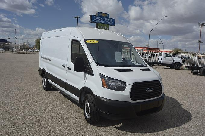 2019 Ford Transit 250 Med Roof 4x2, Empty Cargo Van #P21T1015 - photo 1