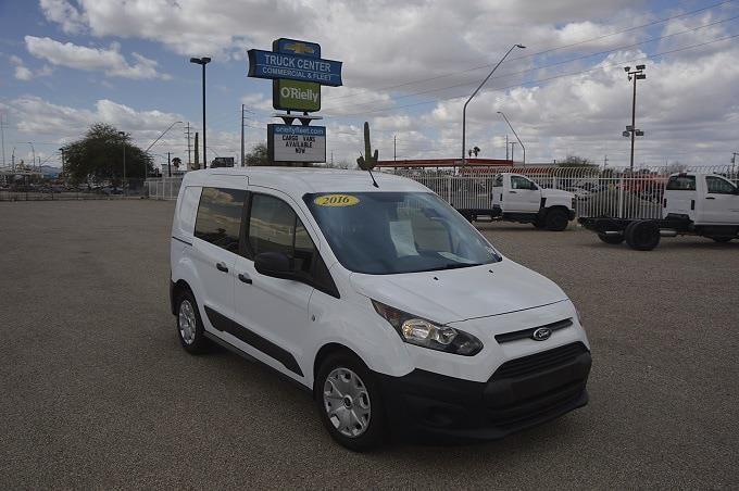 2016 Ford Transit Connect 4x2, Empty Cargo Van #P21T1017 - photo 1