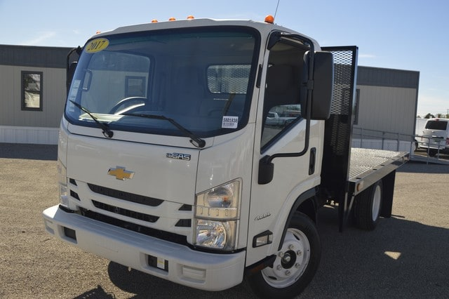 2017 LCF 4500 Regular Cab, Sun Country Truck Platform Body #S801838 - photo 1