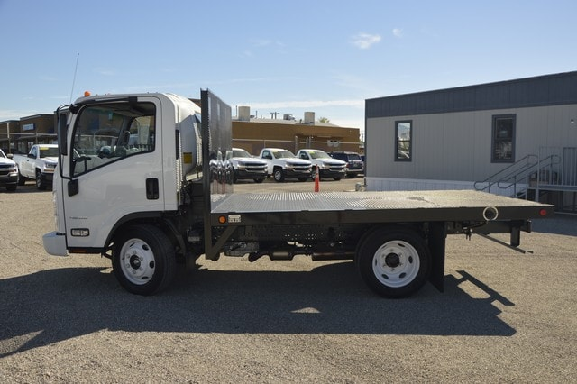 2017 LCF 4500 Regular Cab, Sun Country Truck Platform Body #S801838 - photo 3
