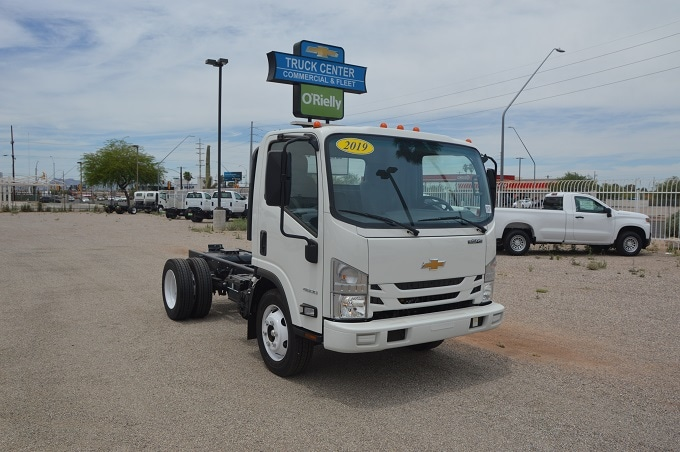 2019 Chevrolet LCF 4500 Regular Cab 4x2, Cab Chassis #S807913 - photo 1