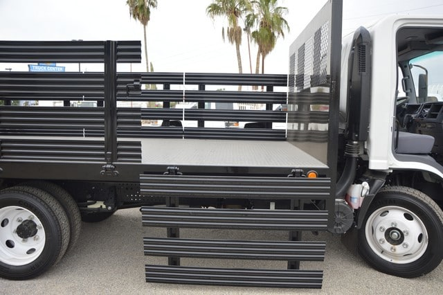 2016 LCF 4500 Regular Cab, Sun Country Truck Stake Bed #S813150 - photo 5