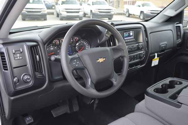 2017 Silverado 1500 Regular Cab, Pickup #Z111506 - photo 5