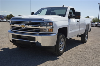 2018 Silverado 2500 Regular Cab Pickup #Z133575 - photo 1