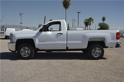 2018 Silverado 2500 Regular Cab Pickup #Z133575 - photo 3