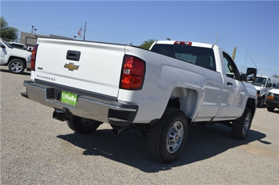 2018 Silverado 2500 Regular Cab Pickup #Z133575 - photo 2