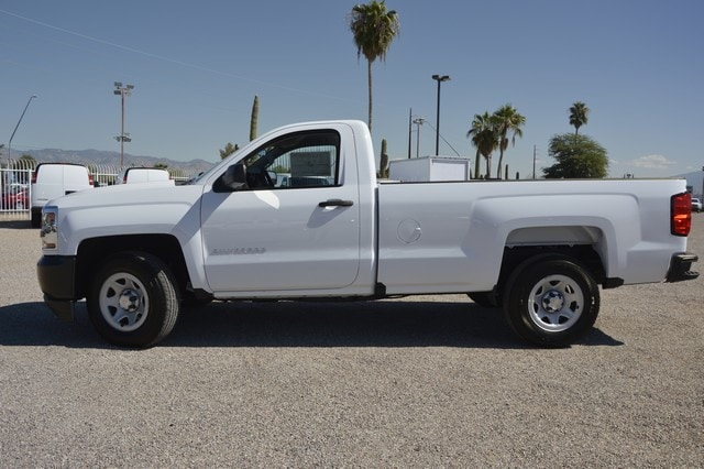 2018 Silverado 1500 Regular Cab Pickup #Z137910 - photo 3
