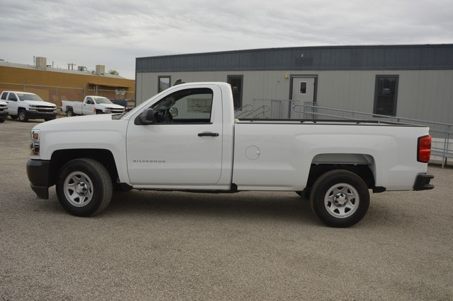 2018 Silverado 1500 Regular Cab Pickup #Z139465 - photo 3