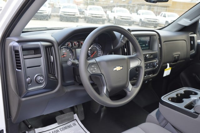2018 Silverado 1500 Regular Cab Pickup #Z139465 - photo 5