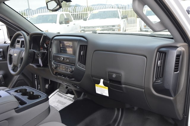 2018 Silverado 1500 Regular Cab Pickup #Z139465 - photo 6