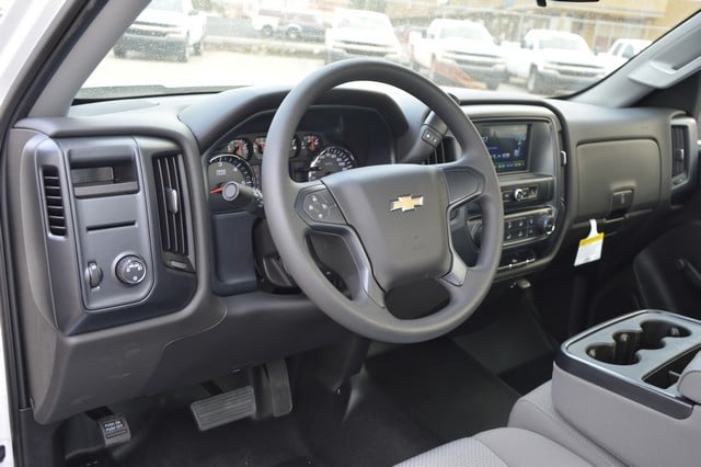 2018 Silverado 1500 Regular Cab Pickup #Z141785 - photo 5
