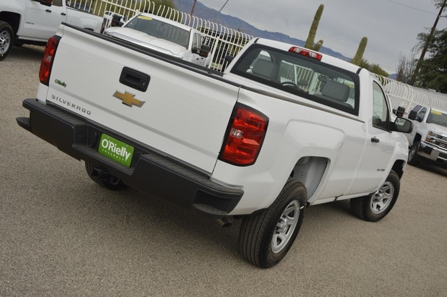 2018 Silverado 1500 Regular Cab Pickup #Z142247 - photo 2