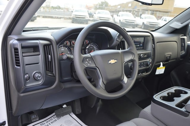 2018 Silverado 1500 Regular Cab Pickup #Z142247 - photo 5