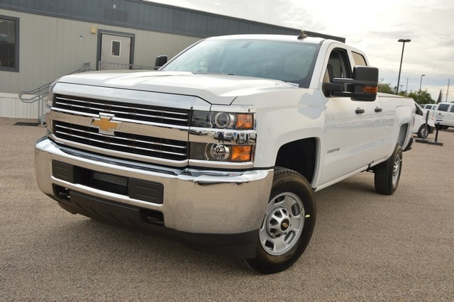2018 Silverado 2500 Extended Cab Pickup #Z157089 - photo 1