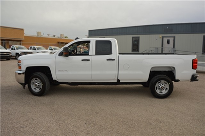 2018 Silverado 2500 Extended Cab Pickup #Z157089 - photo 3