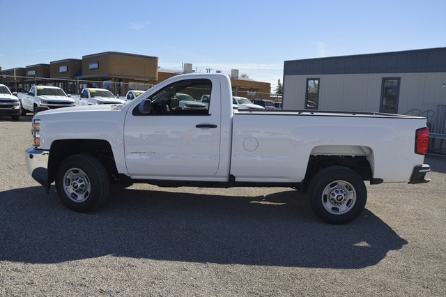 2017 Silverado 2500 Regular Cab Pickup #Z196337 - photo 3