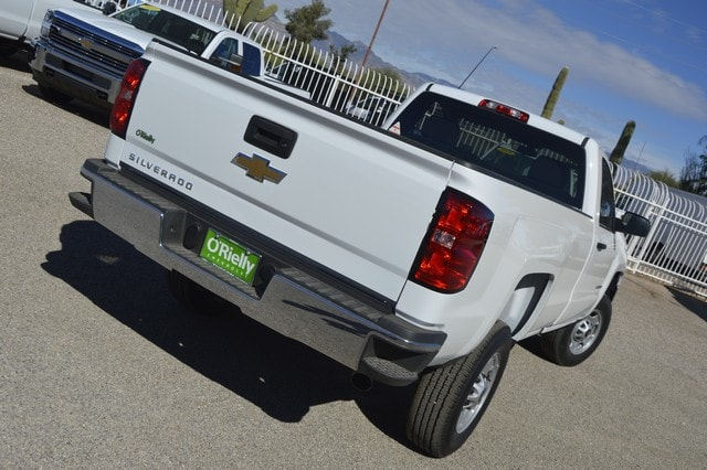 2017 Silverado 2500 Regular Cab Pickup #Z196337 - photo 2