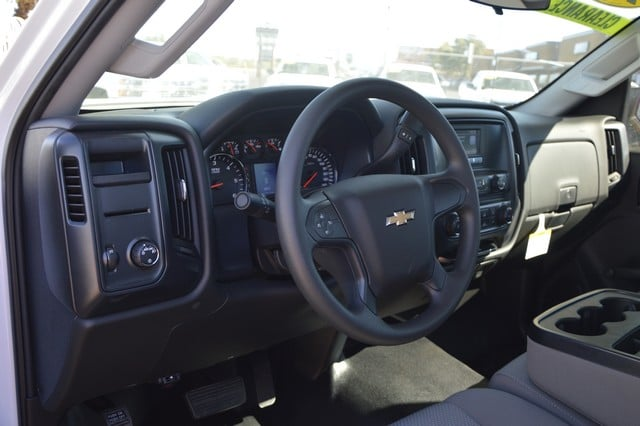 2017 Silverado 2500 Regular Cab Pickup #Z196337 - photo 5