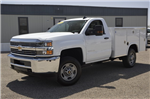2017 Silverado 2500 Regular Cab, Royal Service Body #Z225338 - photo 1