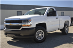 2017 Silverado 1500 Regular Cab 4x4 Pickup #Z242965 - photo 1