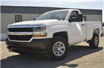 2017 Silverado 1500 Regular Cab 4x4, Pickup #Z243573 - photo 1