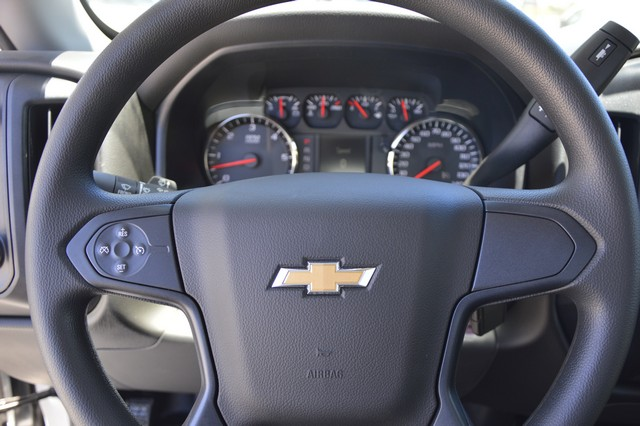2017 Silverado 2500 Regular Cab, Monroe Service Body #Z244388 - photo 4