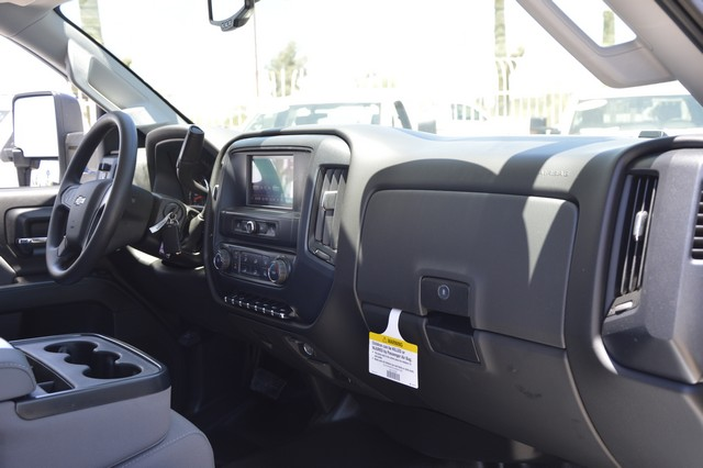2017 Silverado 2500 Regular Cab, Monroe Service Body #Z244388 - photo 6