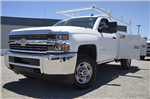2017 Silverado 2500 Regular Cab, Monroe Service Body #Z244388 - photo 1