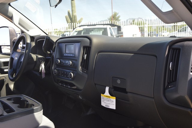 2017 Silverado 2500 Regular Cab, Royal Service Body #Z249462 - photo 6