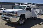 2017 Silverado 2500 Regular Cab, Royal Service Body #Z249462 - photo 1