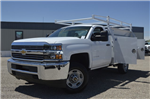 2017 Silverado 2500 Regular Cab, Royal Service Body #Z251925 - photo 1