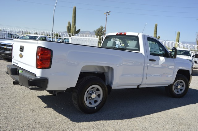 2017 Silverado 1500 Regular Cab, Pickup #Z282107 - photo 2