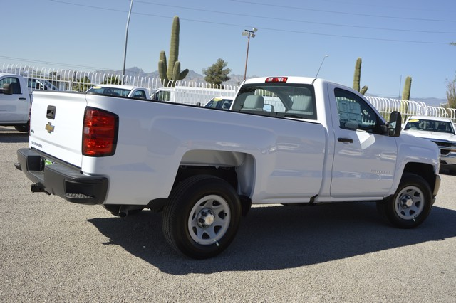 2017 Silverado 1500 Regular Cab, Pickup #Z282274 - photo 2