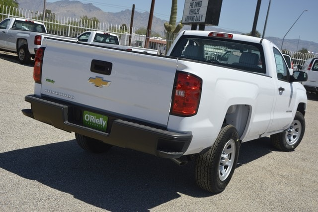 2018 Silverado 1500 Regular Cab 4x2,  Pickup #Z322913 - photo 2