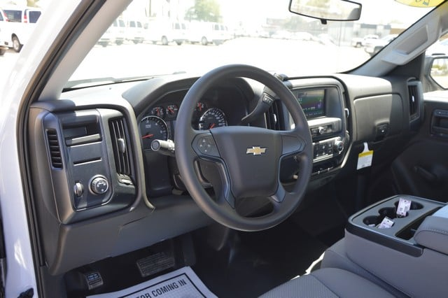 2018 Silverado 1500 Regular Cab 4x2,  Pickup #Z322913 - photo 5