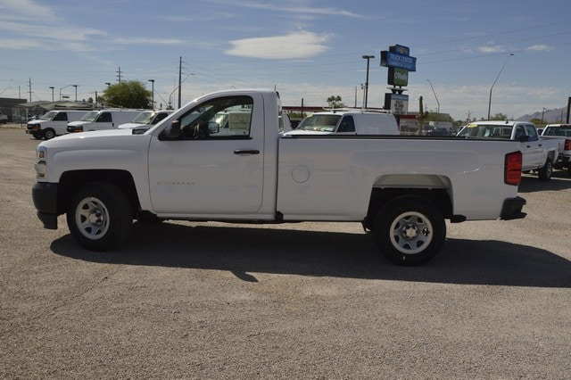 2018 Silverado 1500 Regular Cab 4x2,  Pickup #Z323390 - photo 3