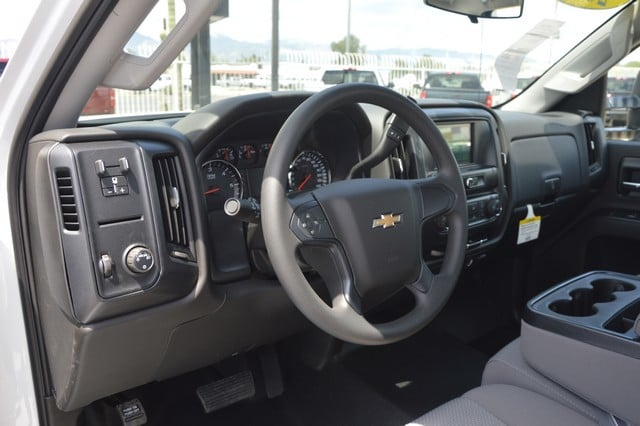 2018 Silverado 2500 Double Cab 4x2,  Harbor Service Body #Z346775 - photo 6