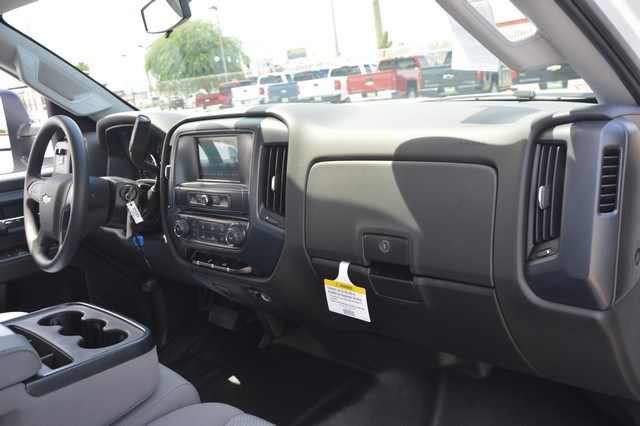 2018 Silverado 2500 Double Cab 4x2,  Harbor Service Body #Z346775 - photo 7