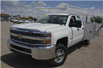 2018 Silverado 2500 Double Cab 4x2,  Harbor Service Body #Z346775 - photo 1