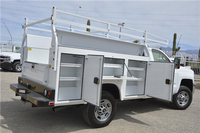 2017 Silverado 2500 Regular Cab, Royal Service Bodies Service Body #Z385498 - photo 2