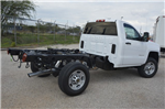 2017 Silverado 2500 Regular Cab, Cab Chassis #Z385498 - photo 1