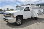 2017 Silverado 2500 Regular Cab, Royal Service Body #Z385498 - photo 1