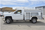 2017 Silverado 2500 Regular Cab, Royal Service Bodies Service Body #Z385498 - photo 4